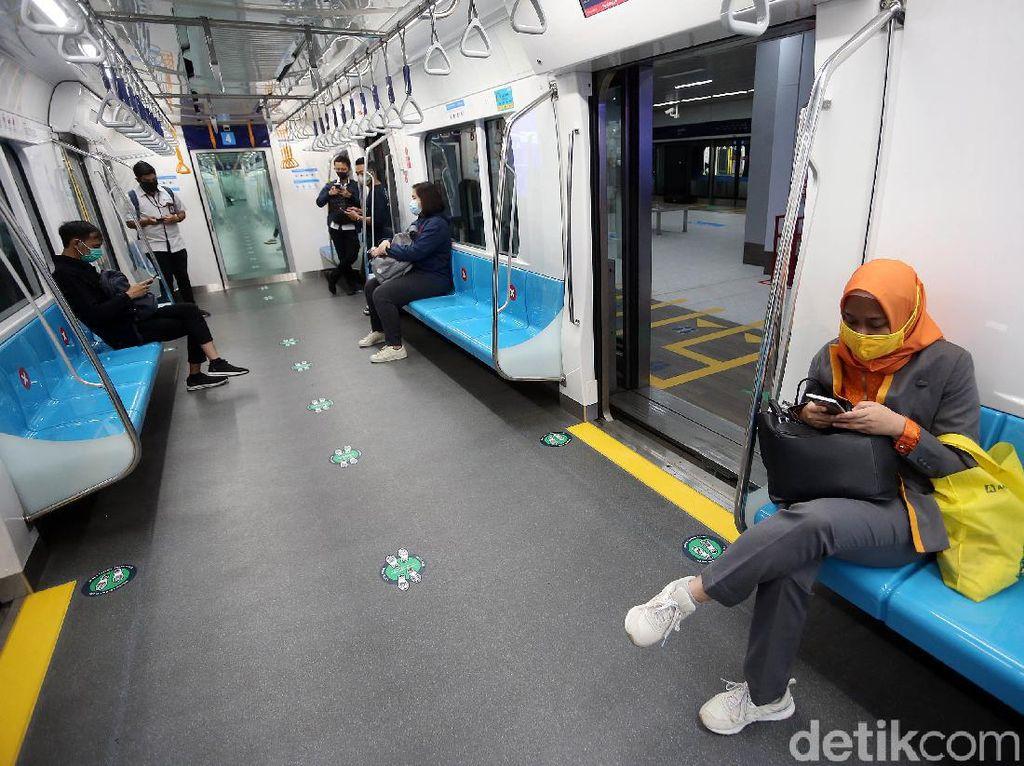 Yah, Sinyal XL Axiata Hilang di Jalur Bawah Tanah MRT