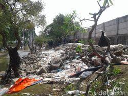 Banjir Rob Surut, Lurah Pluit: Pengungsi Sudah Nihil