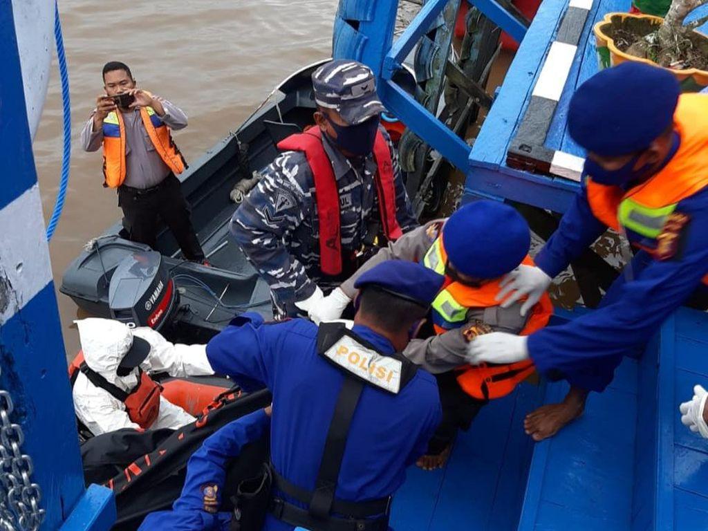 Pemuda yang Jatuh ke Sungai Mahakam saat Mancing Ditemukan Tewas