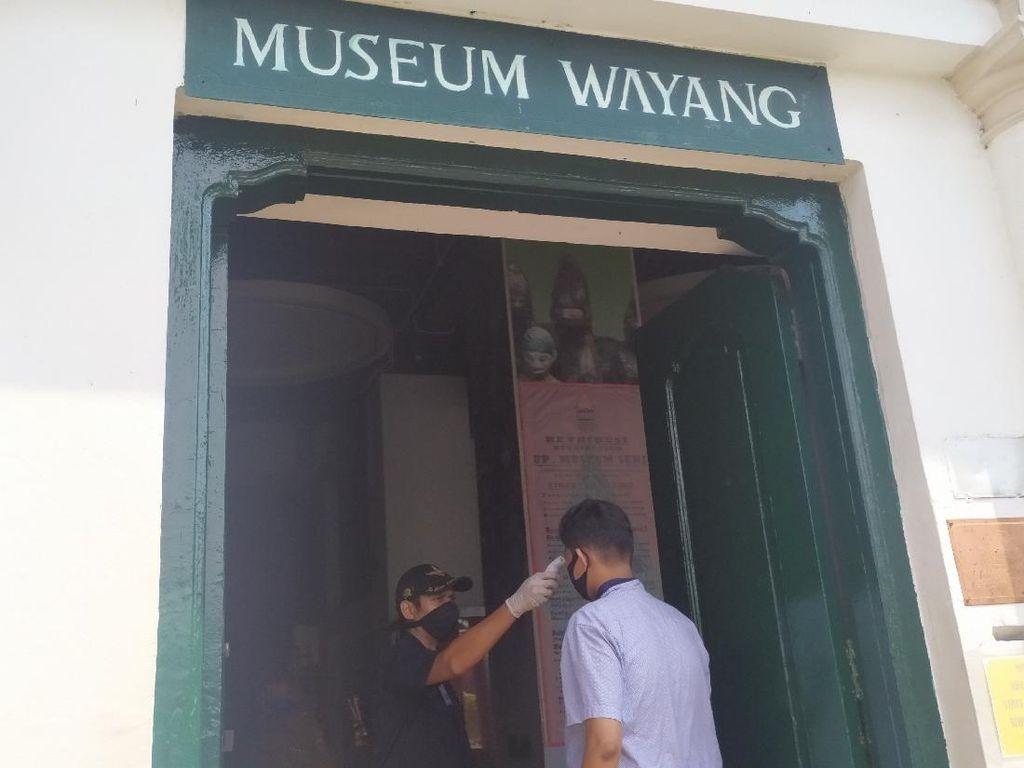 Museum di Kawasan Kota Tua Mulai Buka, Pengunjung Dicek Suhu Tubuh