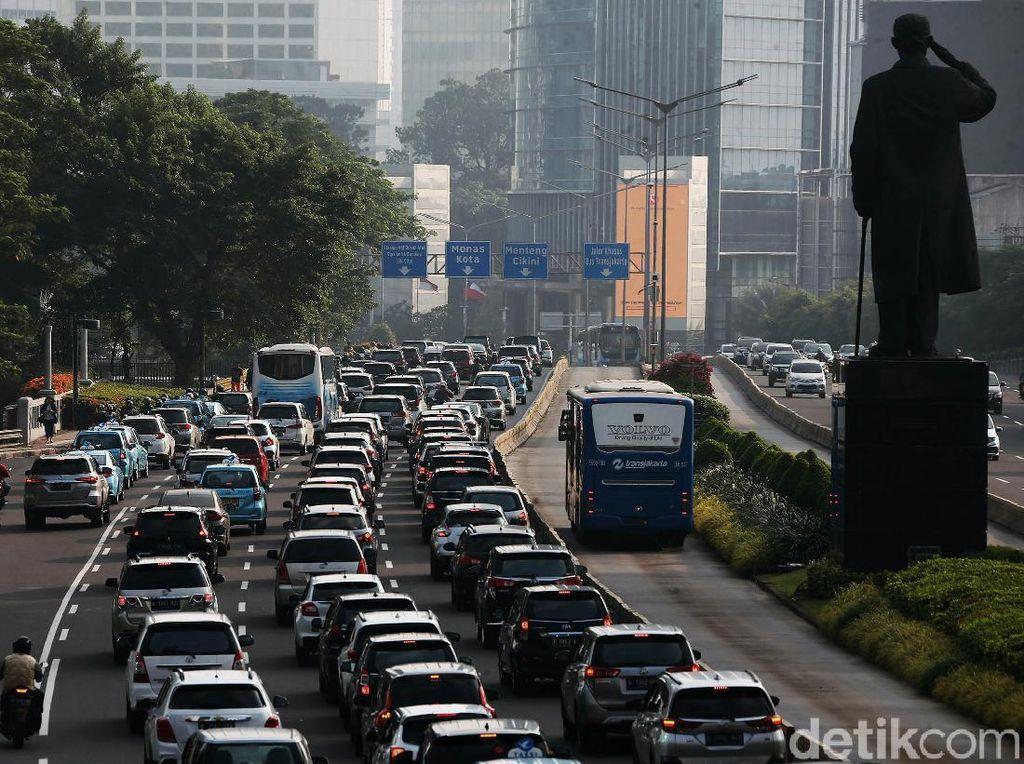 Ada Demo Tolak Omnibus Law: Pengguna Jalan Wajib Waspada dan Siap-siap Putar Balik