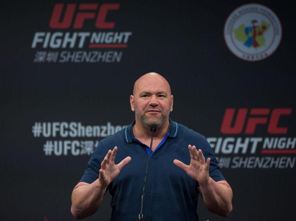 Presiden UFC: Kalau Conor McGregor Mau Pensiun, Ya Pensiun Saja