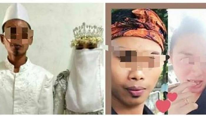 Pria di Lombok Barat mempolisikan pacar yang dinikahinya karena ternyata seorang pria (dok. Istimewa)