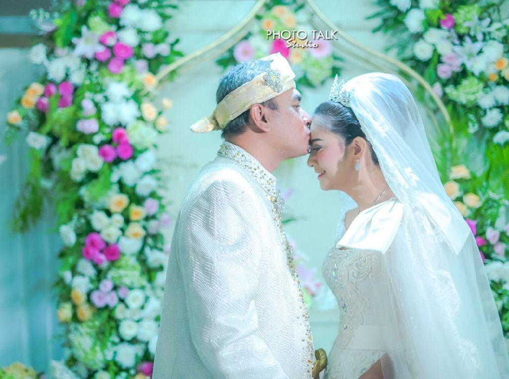 Wasiat Alm. Ibu di Balik Pernikahan Qory Sandioriva-Shah Rei