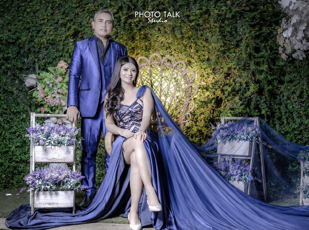 Beda 19 Tahun dengan Suami Baru, Qory Sandioriva Tak Masalah