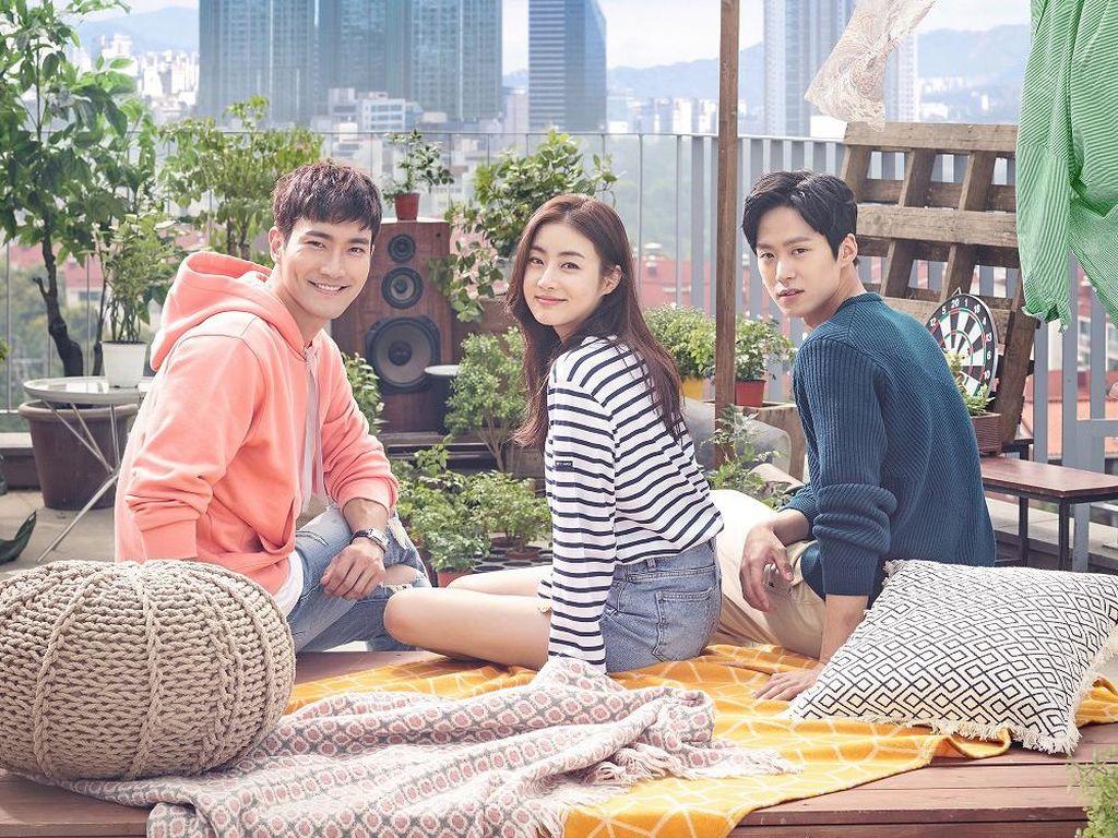 Revolutionary Love Tayang Perdana di Trans TV, Siwon Kepincut Kang Sora