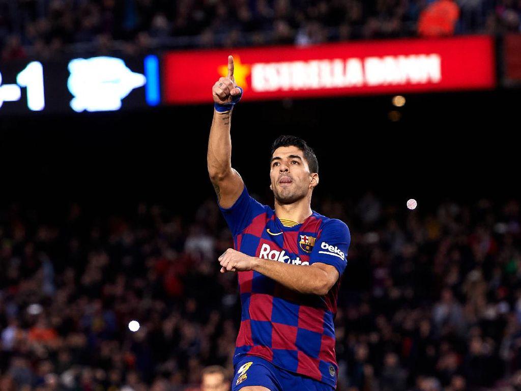 Luis Suarez Diklaim Makin Dekat ke Juventus