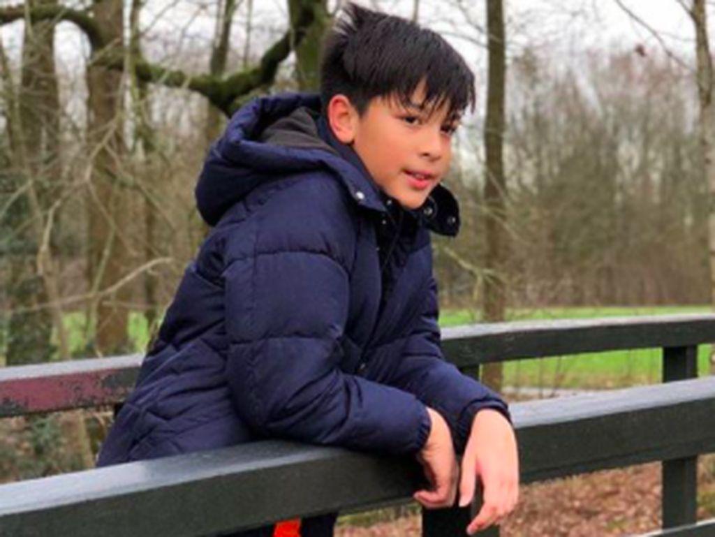 10 Potret Eddy Meijer, Putra Maudy Koesnaedi yang Hobi Masak