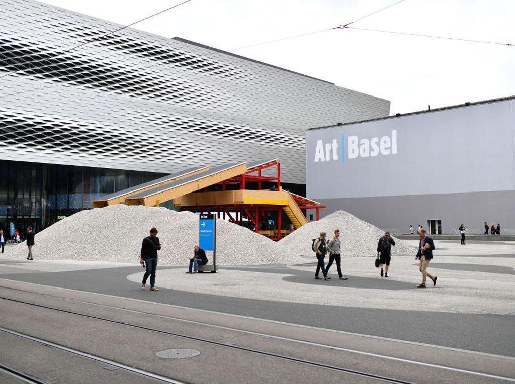 Situasi Tak Menentu karena COVID-19, Art Basel Mundur Lagi ke Juni 2021