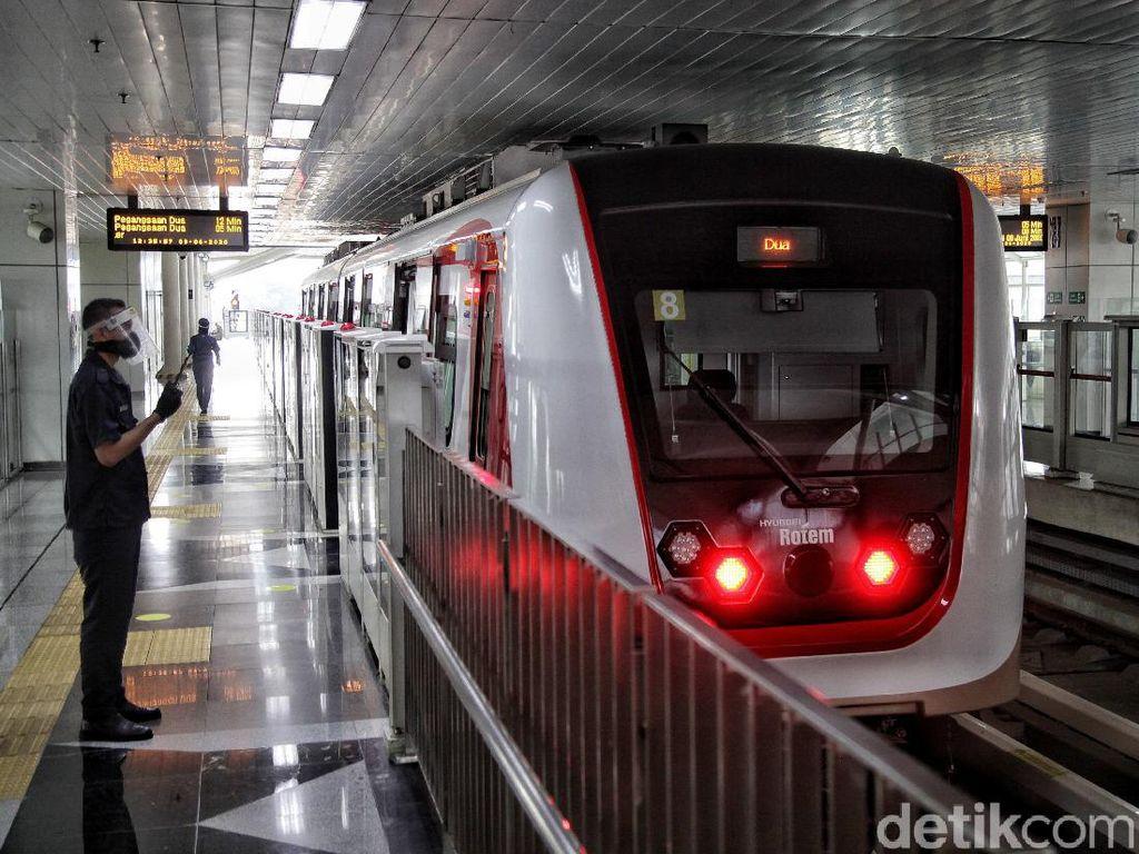 Mau Kerja di LRT Pertama Jakarta? Ada Lowongannya Nih