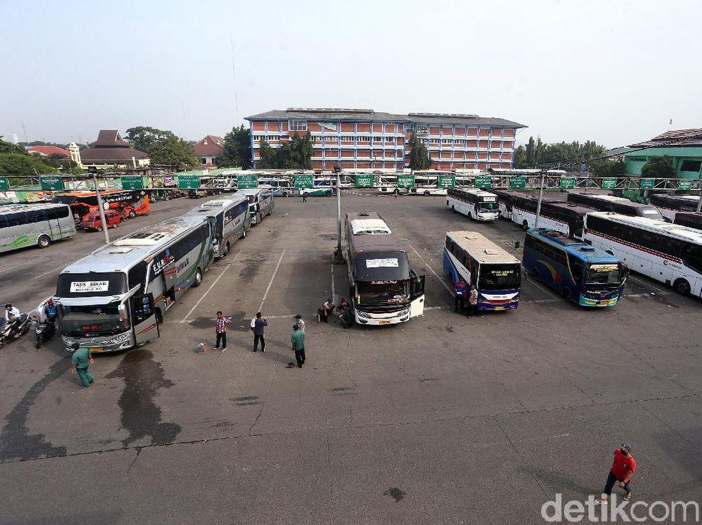 Jelang Idul Adha, Bus AKAP Berharap Bisa Angkut Banyak Penumpang Lagi