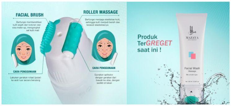 Dermalogy Mazaya sebagai kosmetik muslimah modern untuk kecantikan mulia