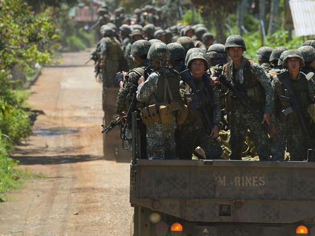RUU Anti-terorisme Filipina Picu Ketakutan Akan Penyalahgunaan Kekuasaan