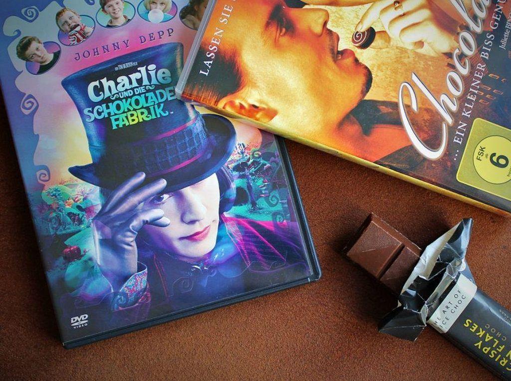 Chocolate Lovers! Ini 5 Film Bertemakan Cokelat yang Menarik Ditonton