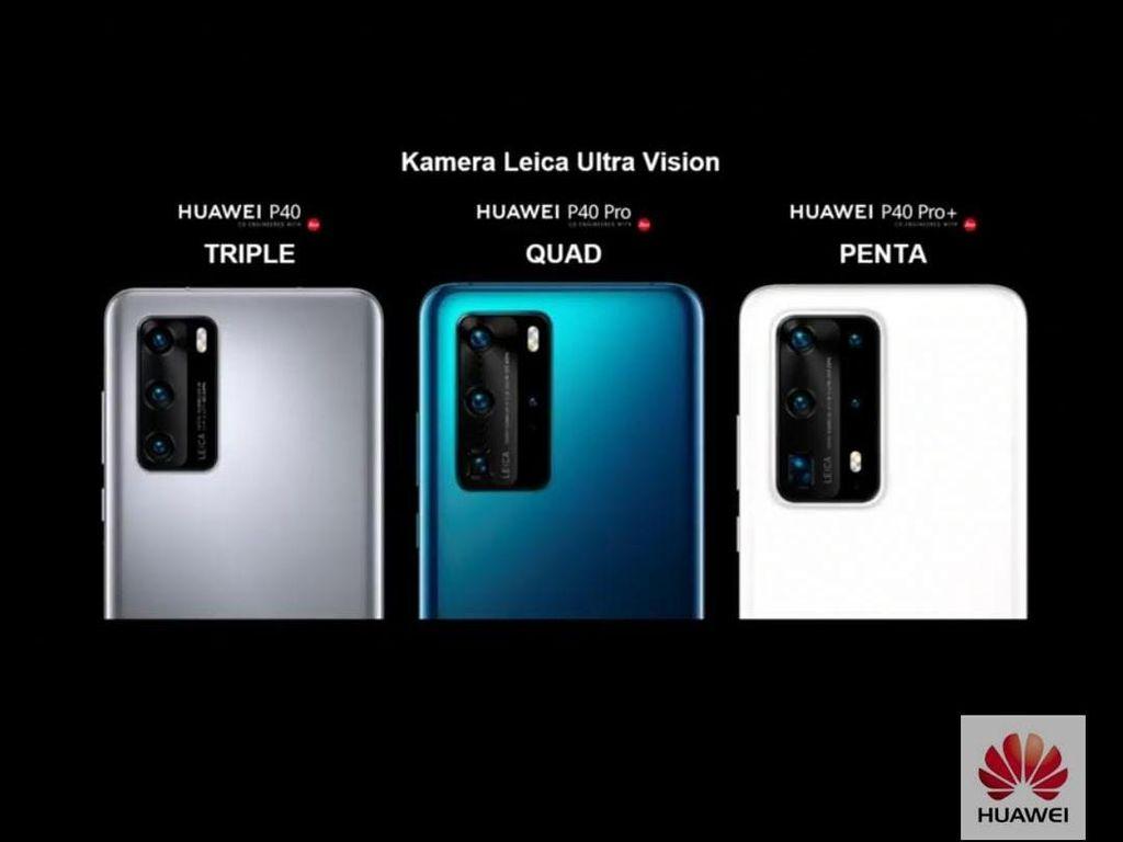 Ini Dia Harga Huawei P40 dan P40 Pro+ yang Diluncurkan Hari Ini