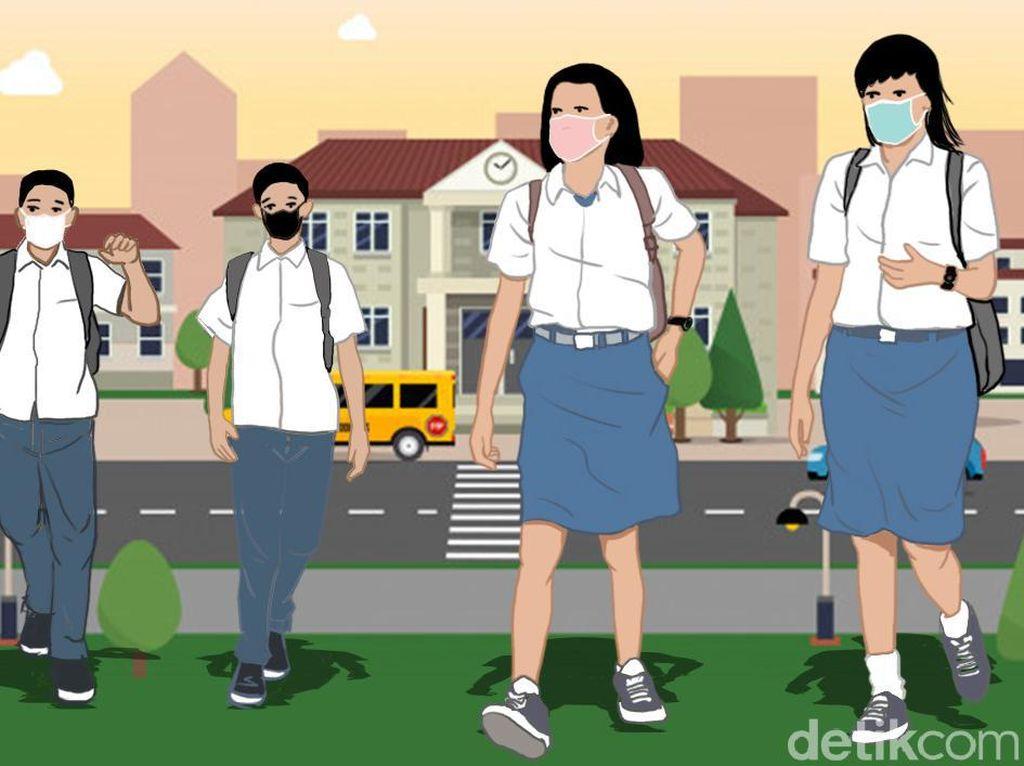 Sekolah di Zona Hijau Diperbolehkan Buka, Pakar: Harus Ada Evaluasi Harian