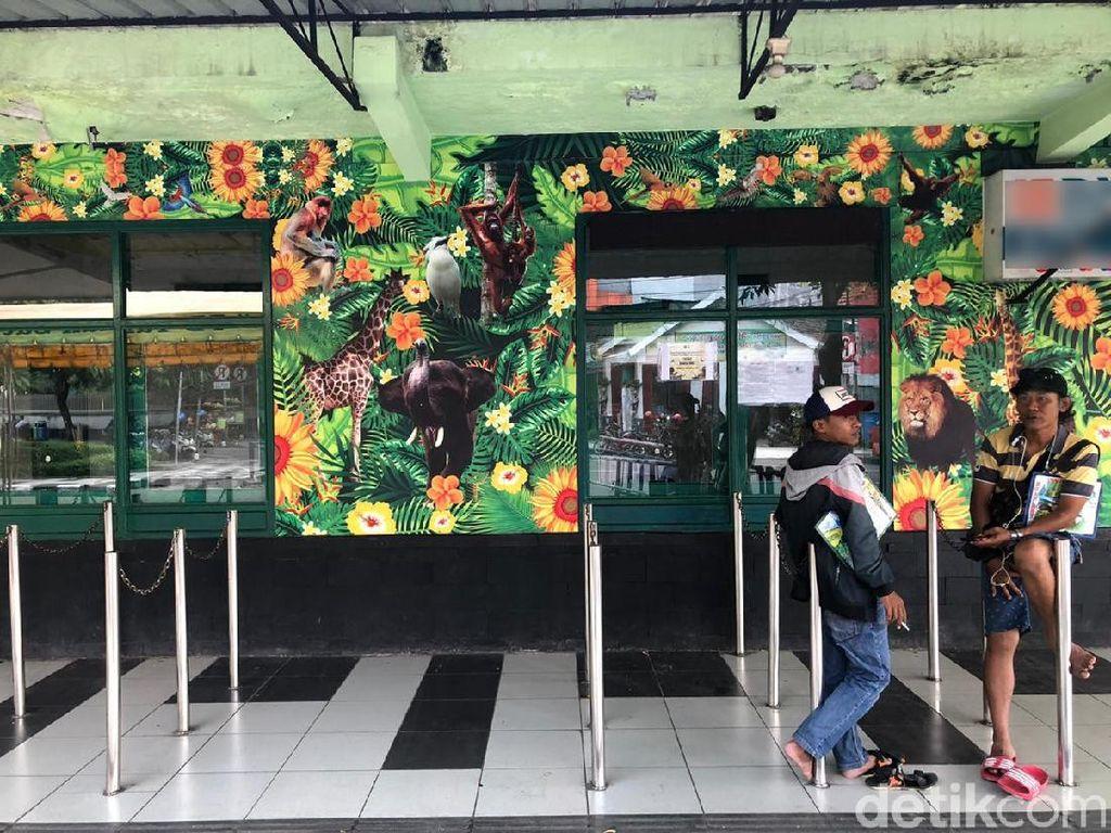 Kebun Binatang Surabaya Perpanjang Penutupan Meski PSBB Berakhir