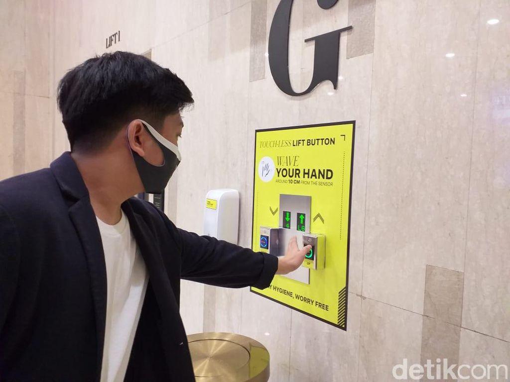Mau Buka Lagi, Mal Siapkan Bilik Disinfektan hingga Sensor Lift