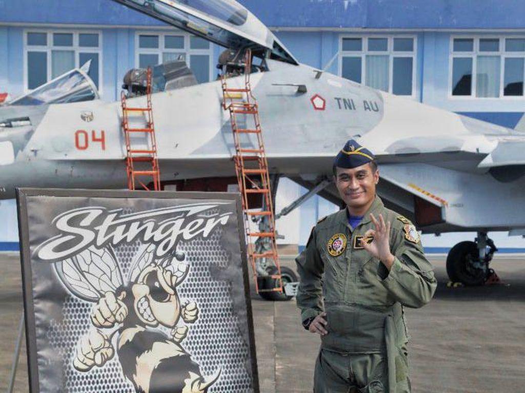 TNI AU Tambah Lagi Pilot Sukhoi Su27/30 dengan 2.000 Jam Terbang