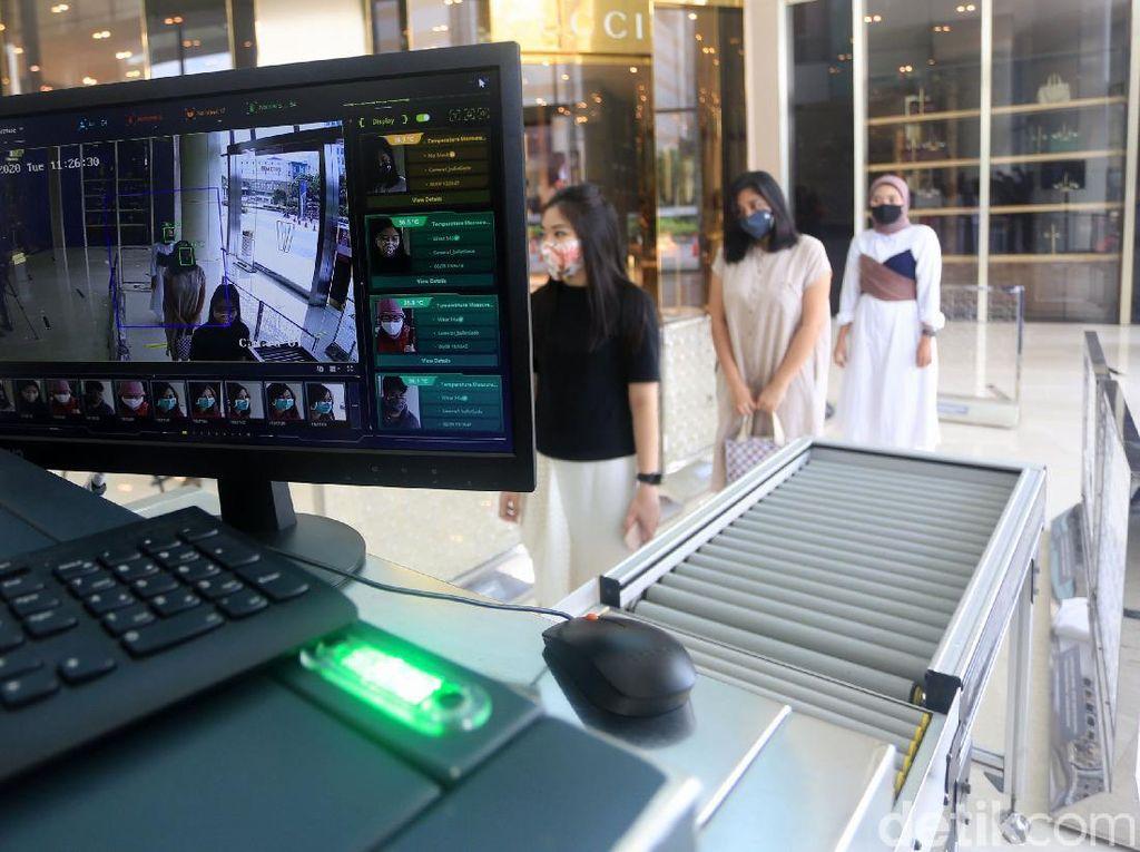 Mal di DKI Buka 15 Juni, Begini Cara Pengelola Batasi Pengunjung