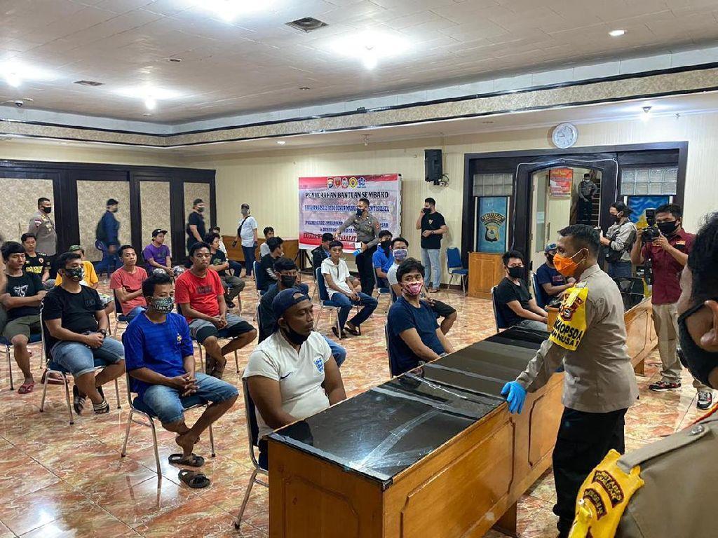 Pembawa Paksa Jenazah Corona di Makassar Terancam 7 Tahun Penjara