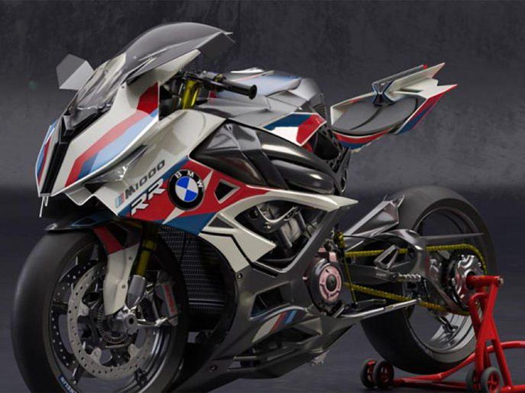 Gaharnya Gambar Konsep BMW M 1000 RR