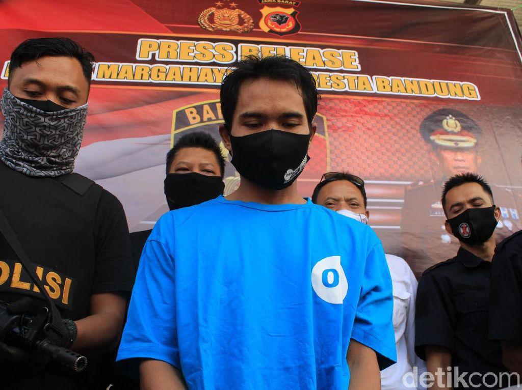 Pengakuan Horor Pria Beristri Cekik Mati Janda di Bandung