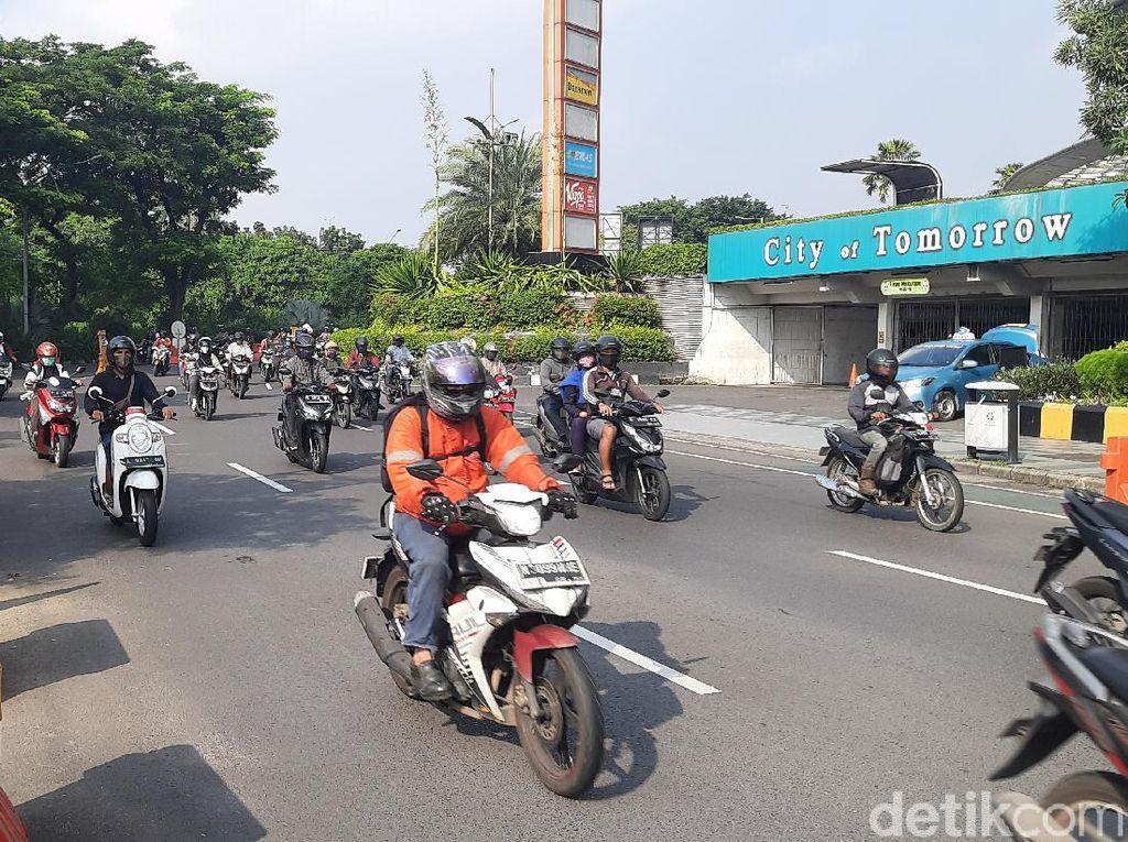 Begini Suasana Check Point di Pintu Masuk Surabaya Usai PSBB Berakhir