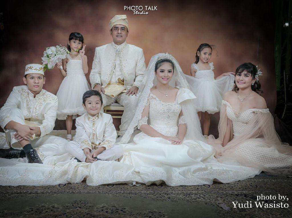 Qory Sandioriva Ingin Honeymoon dan Pastikan Boyong 5 Anaknya
