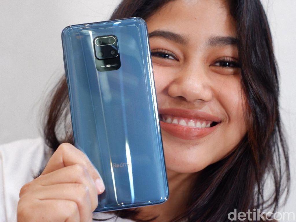 Xiaomi Redmi Note 10 Dirilis, Harga Redmi Note 9 Turun