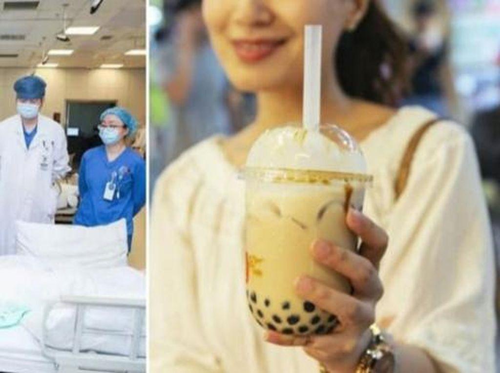 Minum 2 Gelas Milk Tea Tiap Hari Selama Sebulan, Remaja Ini Koma