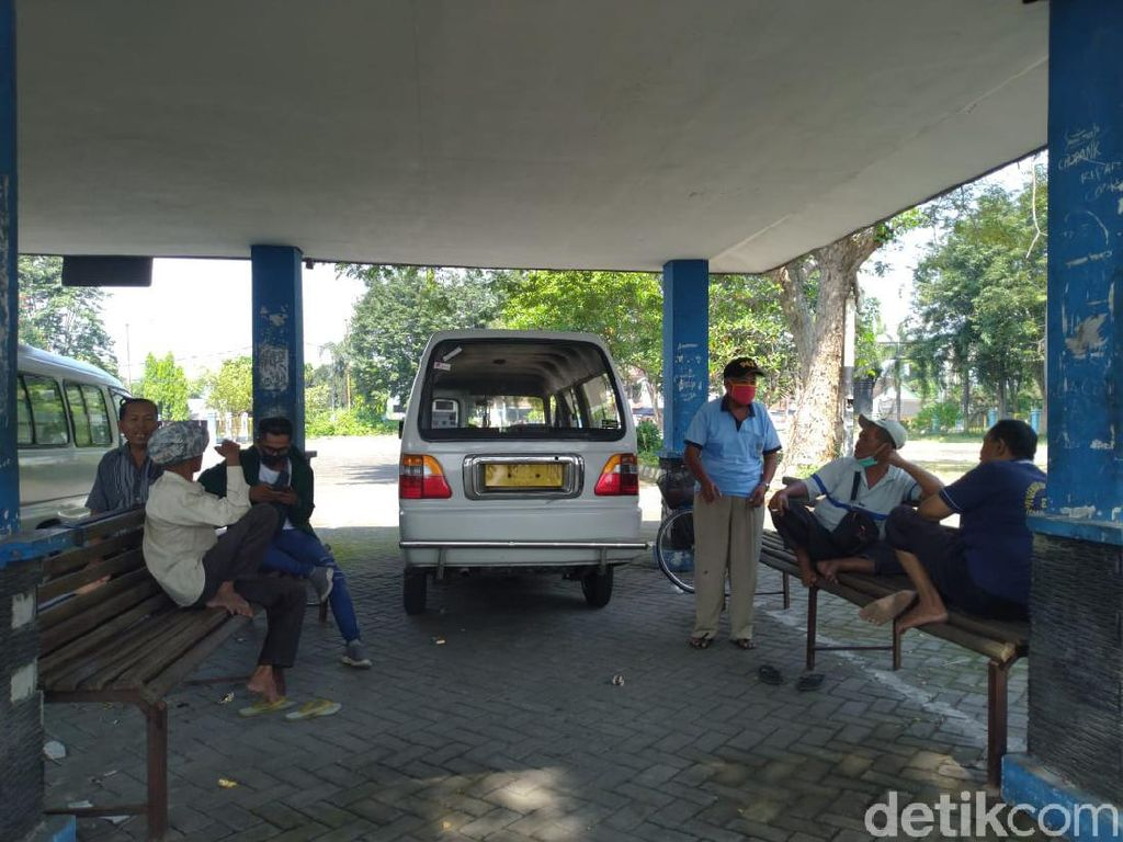 Jeritan Sopir Angkot di Mojokerto, Sepi Penumpang hingga Nihil Bantuan Pemerintah