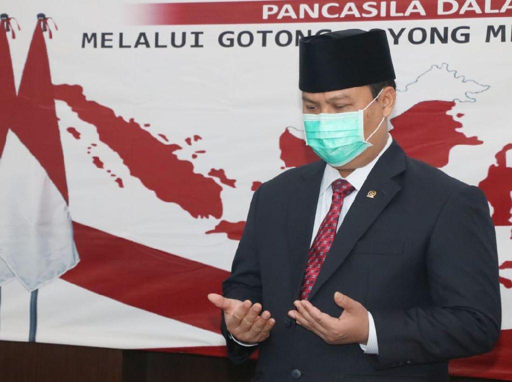 MPR Sebut RUU HIP Berperan Jadi Landasan Pembinaan Pancasila