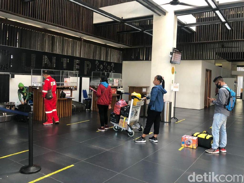 Kembali Terbangkan Pesawat Komersial, Ini yang Dilakukan Bandara Banyuwangi