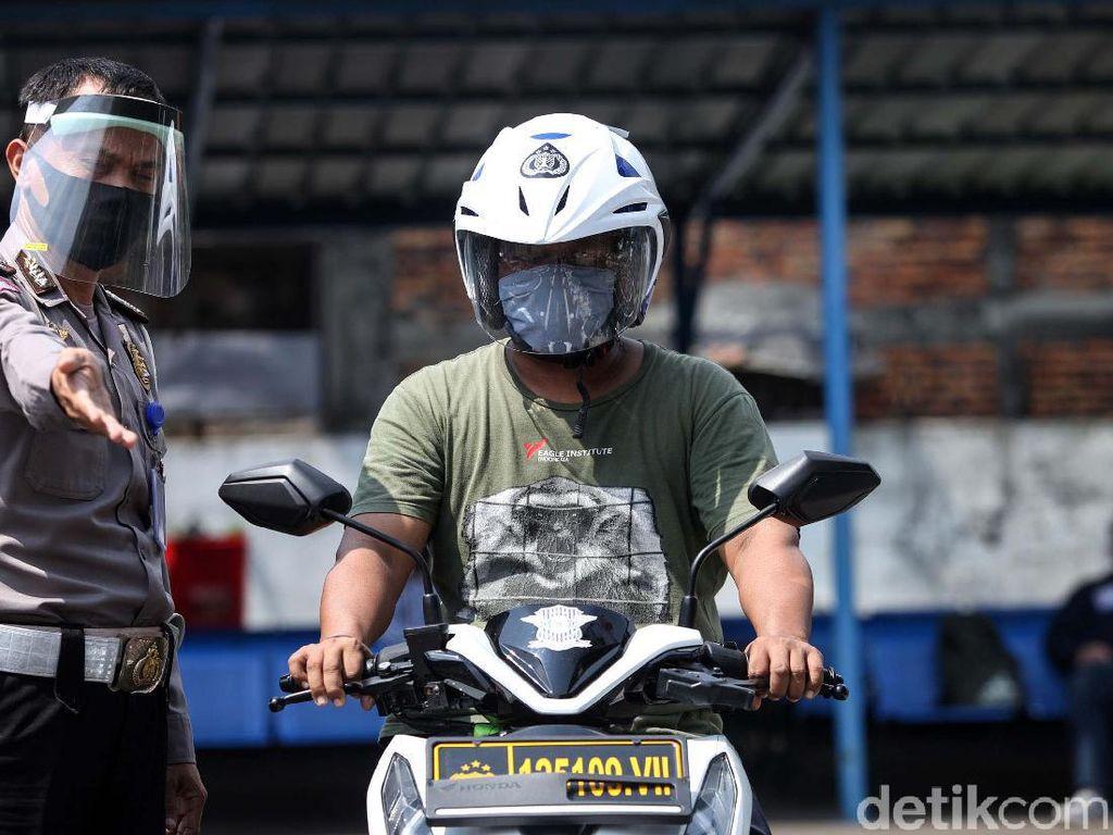 Penjelasan Korlantas soal Bikin SIM Harus Vaksin COVID-19 di Bengkulu