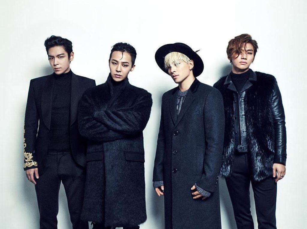 BIGBANG Dikabarkan Bakal Comeback Usai Batal Manggung di Coachella