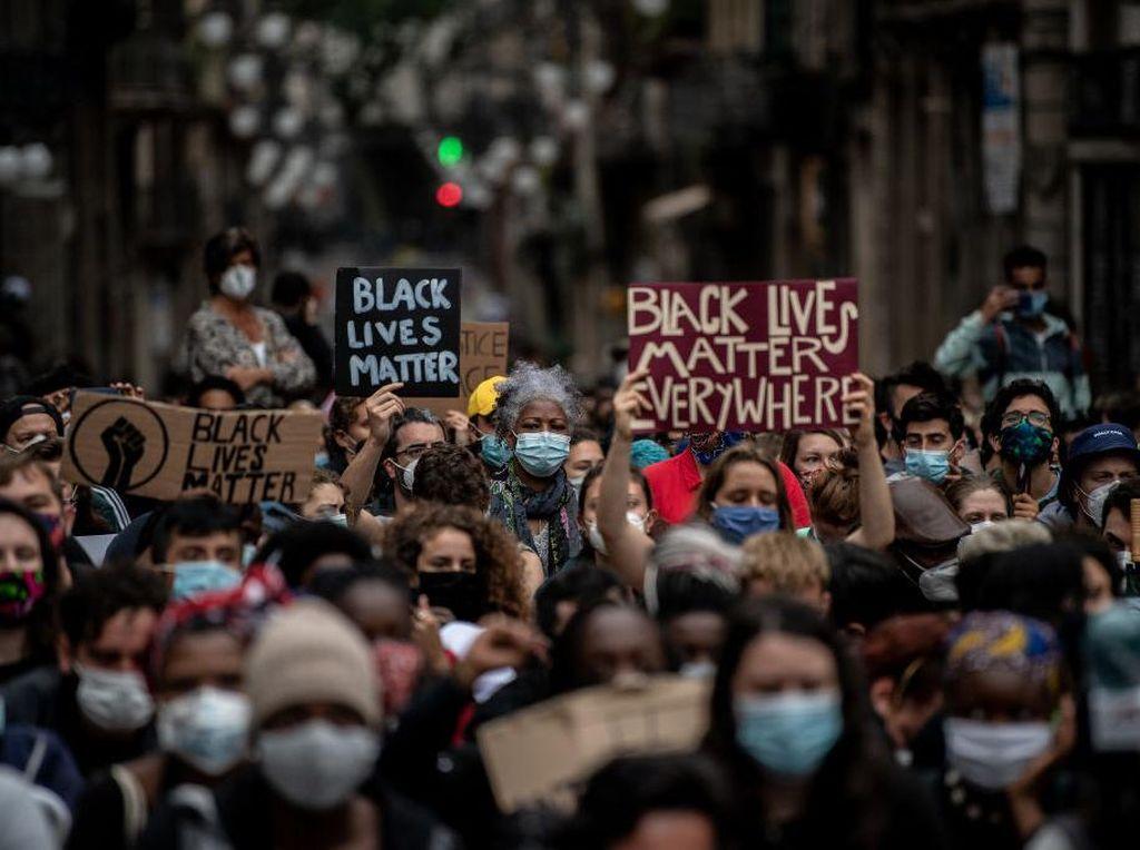Adik George Floyd Desak Kongres AS Loloskan UU Reformasi Kepolisian