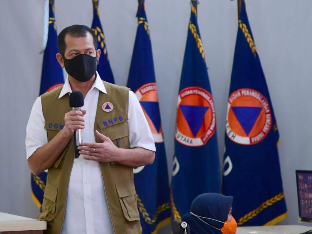 Gugus Tugas Gandeng KLHK Tangani Limbah B3 di Tengah Pandemi Corona