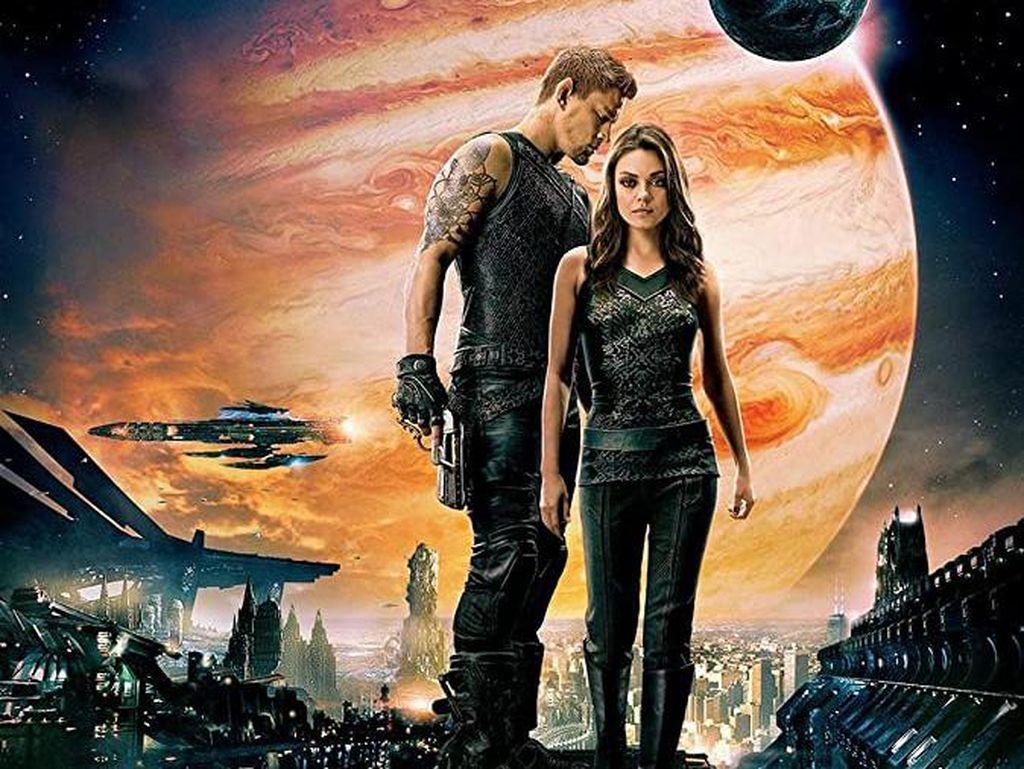 Sinopsis Jupiter Ascending di Bioskop Trans TV, Dibintangi Channing Tatum