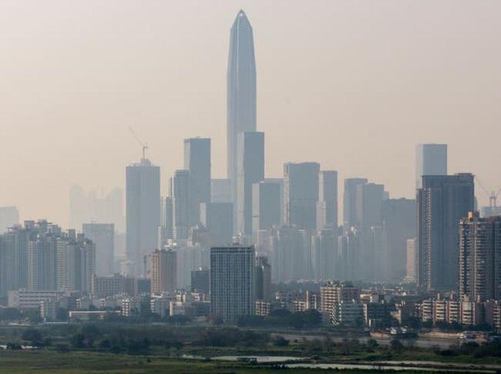 China Tak Ingin Lagi Ada Gedung Pencakar Langit Setinggi 500 Meter