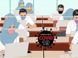 Kasus Corona Tana Toraja Naik, Belajar di Rumah Diperpanjang hingga 1 Agustus