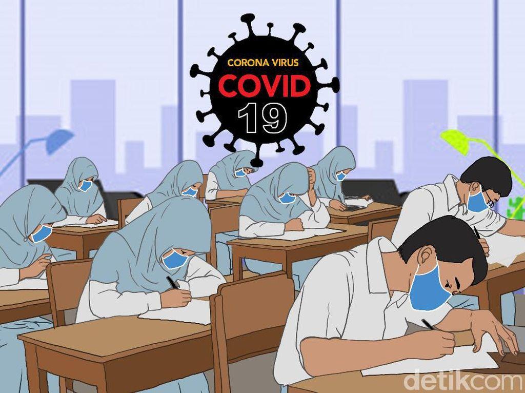 Meski Pandemi, Program Bebas SPP SMA-SMK Negeri di Yogya Tetap Jalan