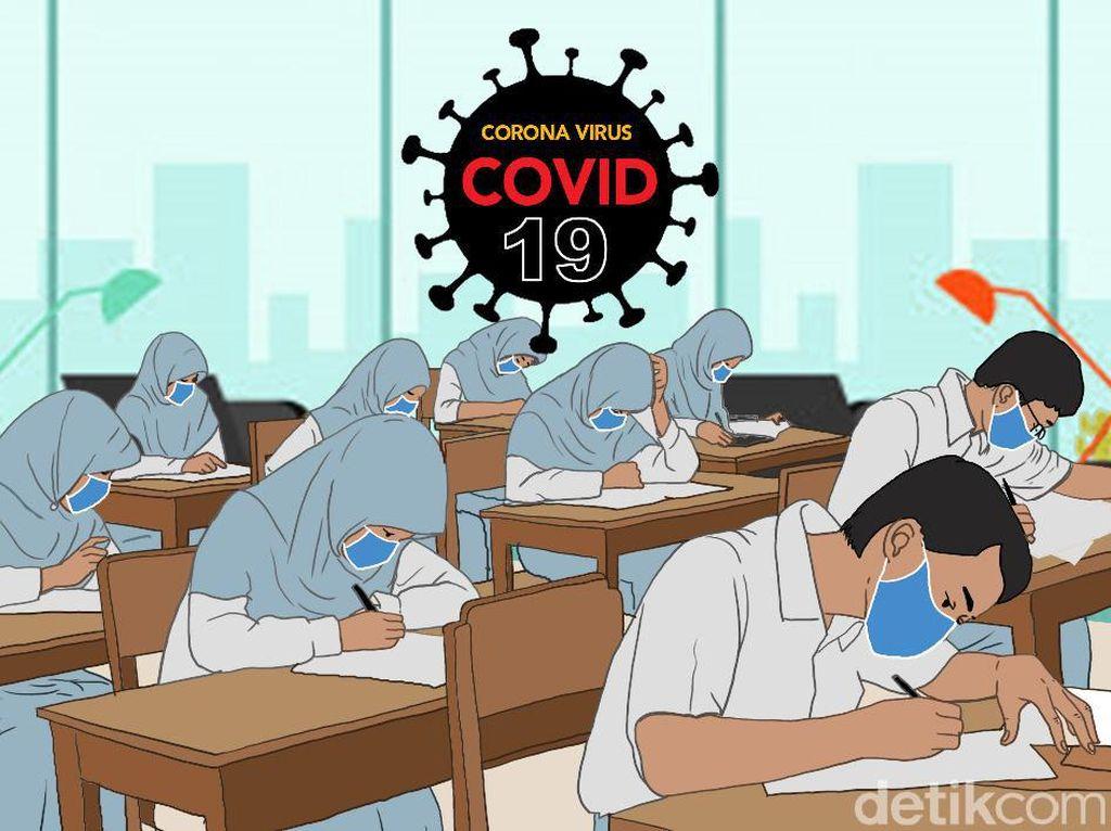 KBM Tatap Muka, Bupati Pangandaran Siapkan 81 Ribu Face Shield untuk Pelajar