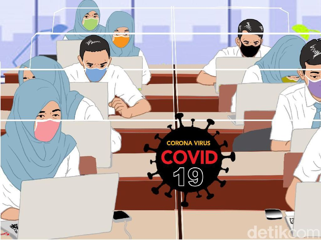 Pemkot Bandung Masih Godok Teknis Sekolah Tatap Muka