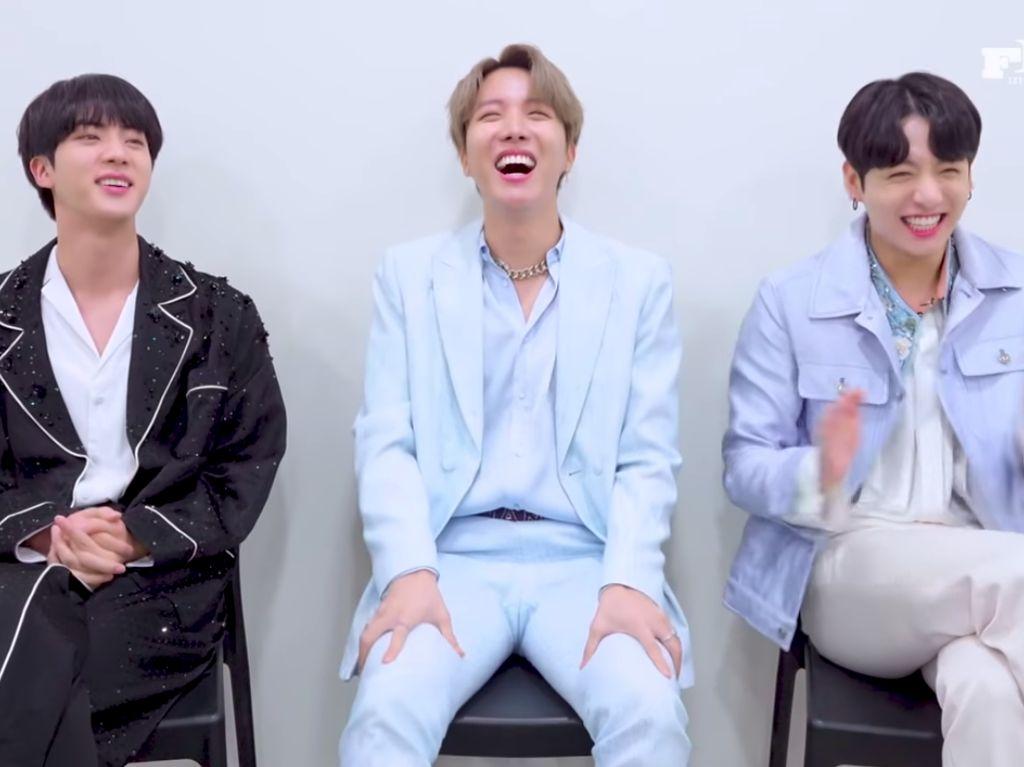Versi Lain Lagu Jamais Vu dengan Adlib Jin BTS, Seperti Apa?