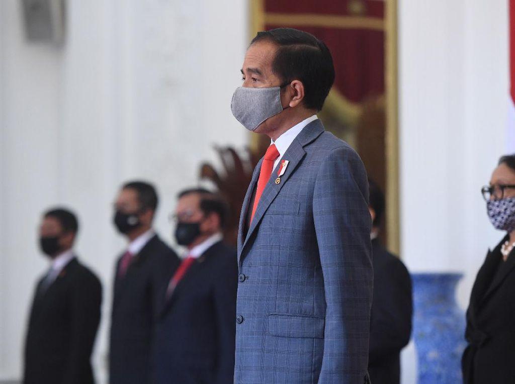 Dua Kali Jokowi Sentil Kementerian Kesehatan di Tengah Ancaman Reshuffle