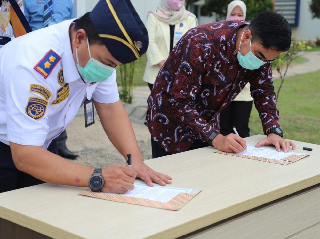 Kemenhub Gaet RS Swasta Tingkatkan Layanan Kesehatan di Pelabuhan Kalsel