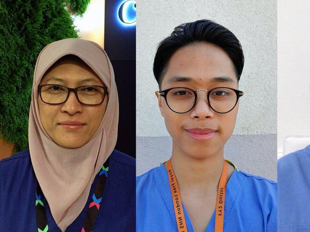 Pengalaman Dokter Indonesia Tangani Pasien Corona di Inggris