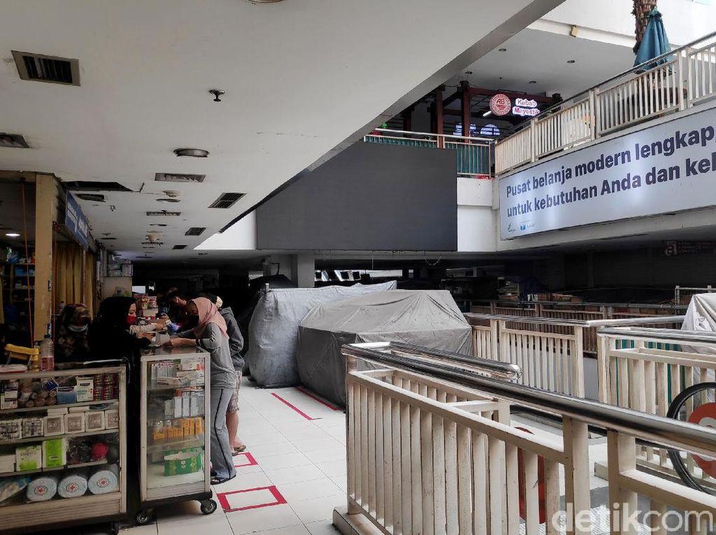 Pasar Mayestik Bangkit dari Mati Suri Pandemi