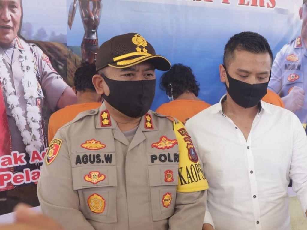 Cabuli Bocah 11 Tahun, 3 Pria di Simalungun Ditangkap Polisi